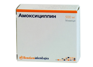 Проверенный антибиотик при фарингите