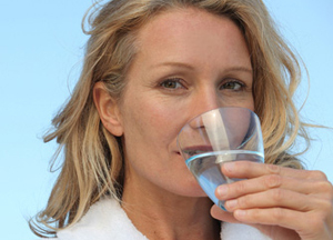 Эффективное полоскание горла перекисью водорода