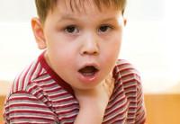 Чем лечить горло ребенку 2 лет