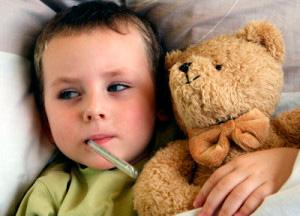 как вылечить горло маленькому ребенку