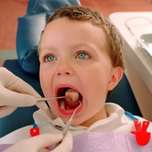 Стоматит у детей фото