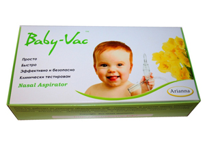 популярный соплеотсос baby vac