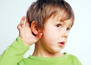 особенности тугоухости у детей