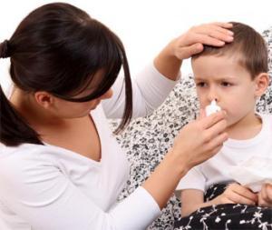 Лечение острого этмоидита у детей