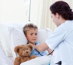 Приступы ложного крупа у детей