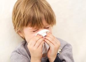 как лечить фронтит у детей