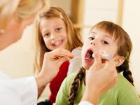 герпесная ангина у детей