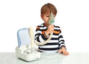 какой ингалятор лучше поможет ребенку