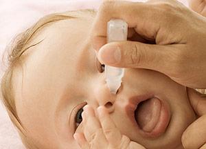 какие капли помогут если заложен нос