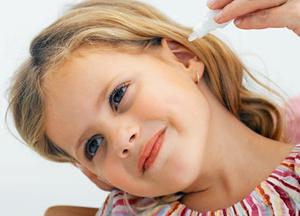 капли для лечения зуда в ушах