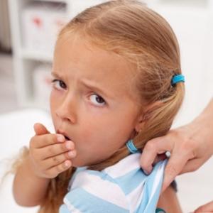 Причины постоянного кашля у ребенка