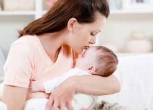 Лечение кашля у грудничков