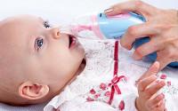 Назальный аспиратор для новорожденных