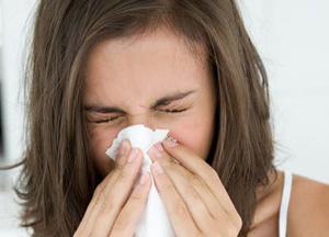 хроническая заложенность носа без насморка