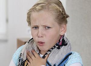 по какой причине возникает трахеит у детей
