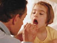 лечение хронического тонзиллита у детей
