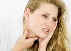 полоскание горла при гнойной ангине