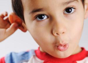 как лечить средний отит у детей