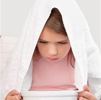 Ингаляции при фарингите у детей