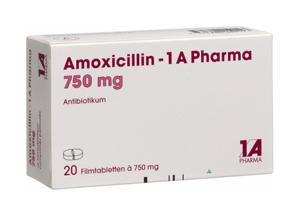 лечение антибиотиками при симптомах гайморита