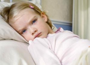 Мононуклеоз у детей фото