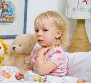 Диагностика мононуклеоза у детей