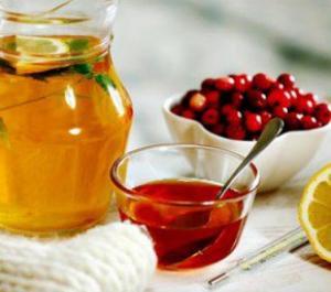 Рецепт клюква с медом для иммунитета