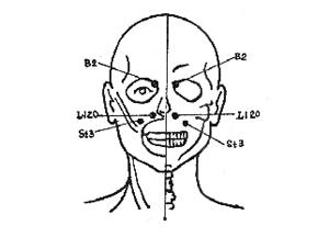 восточный массаж от заложенного носа