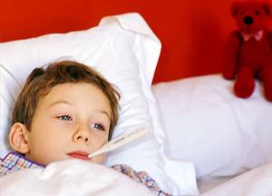 каковы симптомы тониллита у ребенка
