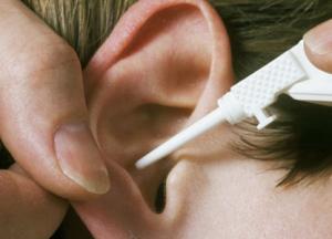болезнь ушей у людей лечение