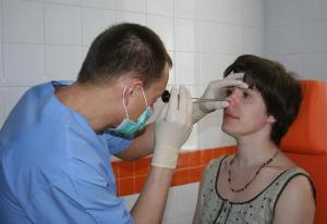 болезнь озена