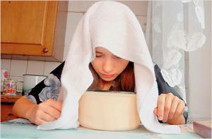 Лечение ларинготрахеита у детей народными средствами