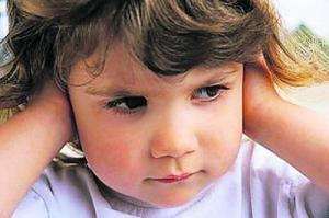острый евстахиит симптомы у детей