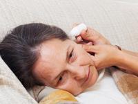 капли ушные противовоспалительные