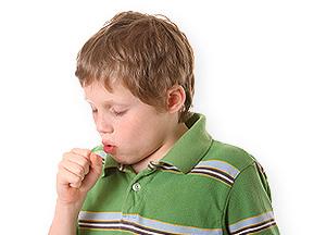 основные симптомы коклюша у детей