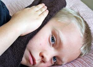 можно ли делать компресс на ухо ребенку