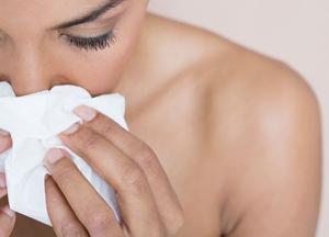 почему течет кровь из носа при беременности