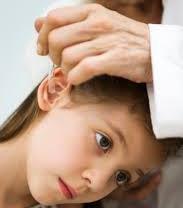 внутренний отит симптомы и лечение