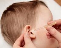 Капли в уши для детей