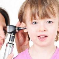 Лечение гнойного отита у детей