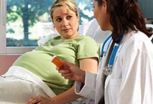 ринит беременных симптомы