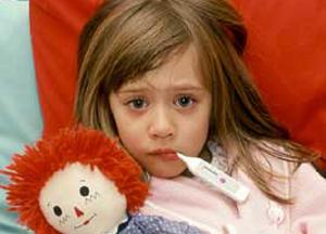 как проявляются симптомы бронхита у детей