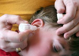 хорошие капли ушные противовоспалительные для детей