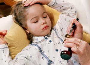 способы лечения аденоидита у детей