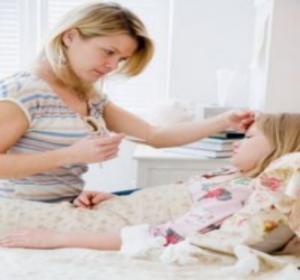 первые симптомы кори у детей