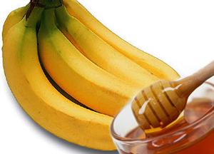 народные рецепты из банана от кашля