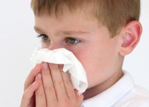 кровь из носа у ребенка дошкольника