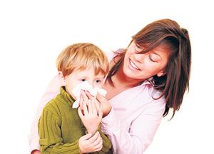 почему идет кровь из носа у детей