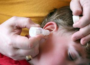 ушные капли с антибиотиком отипакс