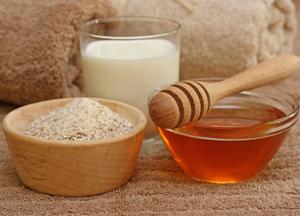 помогает ли молоко и мед от кашля